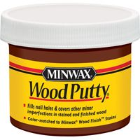 PUTTY WOOD RED MAHOGANY 3.75OZ