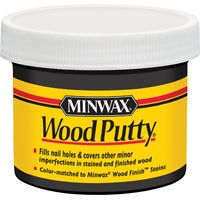 Minwax 13618000 Wood Putty, 3.75 oz Jar