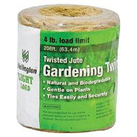 TWINE JUTE NATURAL 208 FT