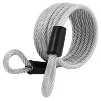 CABLE LOCK/PULL SELFCOIL 6FT
