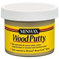 Minwax 13619000 Wood Putty, 3.75 oz Jar