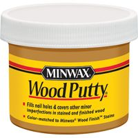 Minwax 13611000 Wood Putty, 3.75 oz Jar