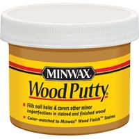 Minwax 13614000 Wood Putty, 3.75 oz Jar