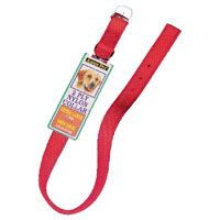 COLLAR 2PLY NYLON RED 1X26IN