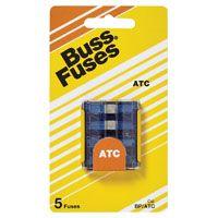 Bussman BP/ATC-5-RP Blade Fuse, 5 A, 1 kA IR
