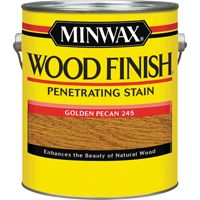 FINISH WOOD IN GOLDEN PECAN GA