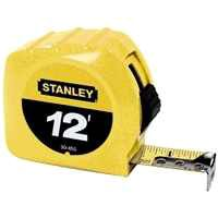 RULE TAPE HI-VIZ 1/2INX12FT