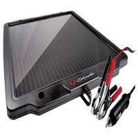 Schumacher SP-200 Solar Battery Maintainer, 12 V Input