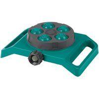 Gilmour 817753-1001 Pulsating Sprinkler, Polymer