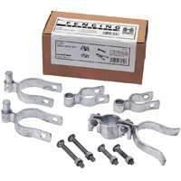 GATE HARDWARE WALK SET 2-3/8IN