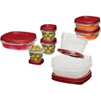 CONTAINER STORAGE FOOD 18 PC