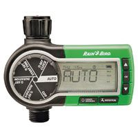 Rain Bird 1ZEHTMR Electronic Garden Hose Watering Timer, 1-Zone, LCD Display