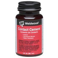 ADHESIVE CONTACT CEMENT 3OZ
