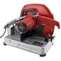 Milwaukee 6177-20 Cut-Off Machine, 120 V, 14 in Dia Blade, 1-Speed
