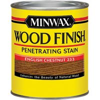 FINISH WOOD ENG CHESTNUT 1/2PT