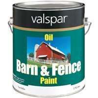 PAINT BARN FENCE OIL WHITE GA