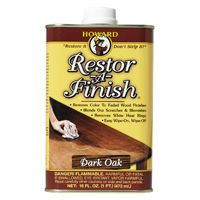 RESTORER FURN FINISH OAK 16OZ