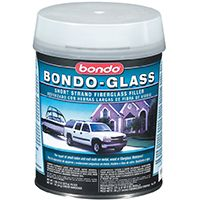 BONDO-GLASS REINFORCED FLR 1QT