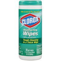 Clorox 01593 Disinfecting Wipes