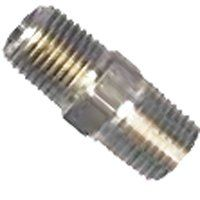 BRASS PIPE COUPLING MALE
