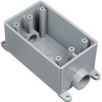 E981DFN-CTN PVC SWTCH BX1G 1/2