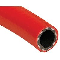UDP T18 Series T18005002/RAKG Flexible Air/Water Hose, 150 ft L, Red