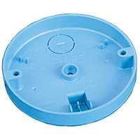 BOX FAN/FIXT PVC ROUND NEW/OLD
