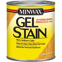 STAIN GEL INT HNY MPL 1/2PINT