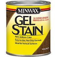 STAIN GEL INT WALNUT 1/2PINT