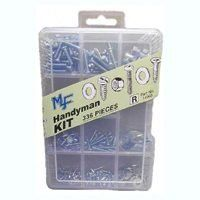 FASTENER ASSORTMENT 336PCS