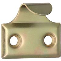 SATIN BRASS SASH HOOK LIFT