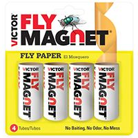 Victor M510 Fly Catcher Ribbon, 4 Pack