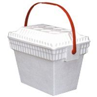 ICE CHEST STYROFOAM HNDLE 30QT