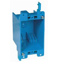 B114R-UPC OLD WORK PVC BOX1G