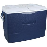 ICE CHEST BLUE FAMILY 50QT