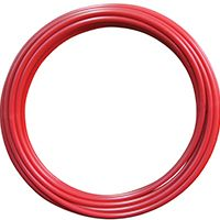 PIPE PEX RED 1/2INCH X 100FEET