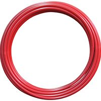 PIPE PEX RED 3/4INCH X 100FEET