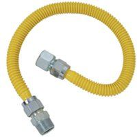 CONNECTOR GAS CSS SS 3/4MXF 36
