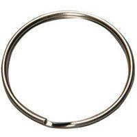 HY-KO KB107 Rust-Resistant, Split Key Ring