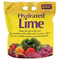 LIME HYDRATED 5LB