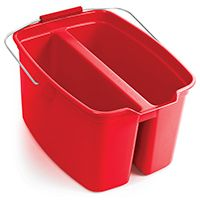 DOUBLE PAIL WITH HANDLE