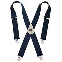 SUSPENDER WEB HEAVY DUTY BLUE