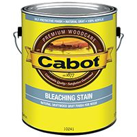 STAIN BLEACHING WB CABOT GAL