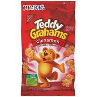COOKIES TEDDY GRAHAMS 3OZ