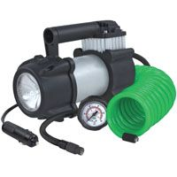 Slime Pro Power 40031 Tire Inflator, 12 V