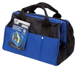 Vulcan Tool Bag Jr Ctrctr 21Pkt 12In