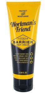 Workman's Friend WF.BSC.D.03 Skin Barrier Cream and Moisturizer, 3.38 oz Tube