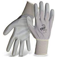 Boss 3000L General-Purpose Gloves, L, Gray