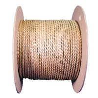 Wellington 14195 Rope, 300 ft L, 1/2 in Dia, Polypropylene