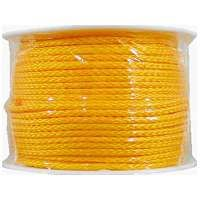 Wellington 10841 Rope, 135 lb Working Load Limit, 500 ft L, 3/8 in Dia, Polypropylene